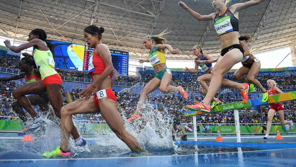 Evolução dos Acessórios para Atletismo