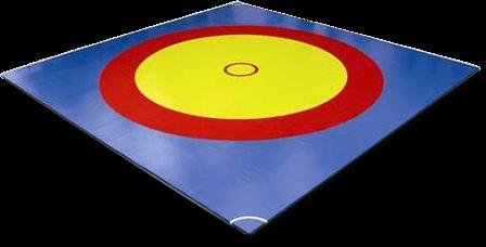 Manta Olímpica Para Wrestling (Luta Olímpica) | Recoma